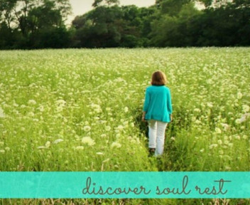 Discover Soul Rest by Sharla Fritz