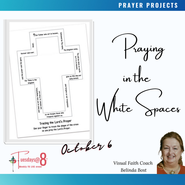 Praying in the White Spaces