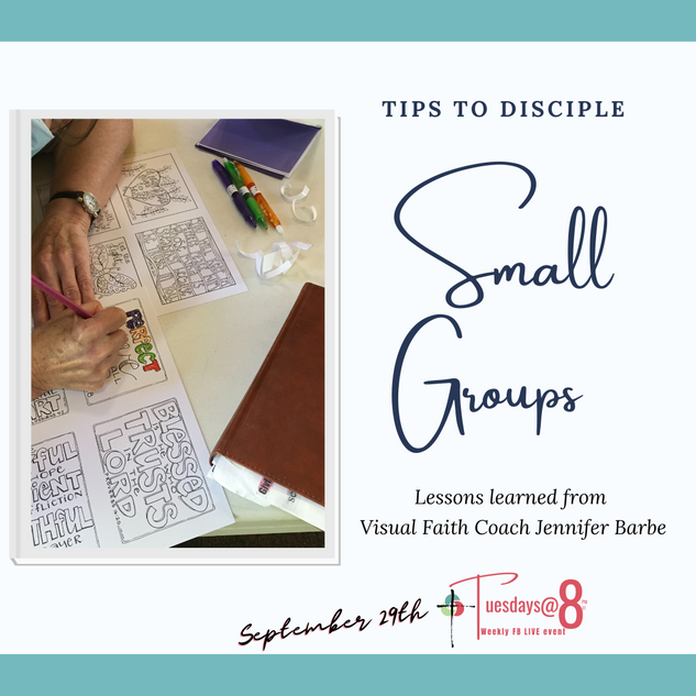 Lessons Learned from a Small Group Leader