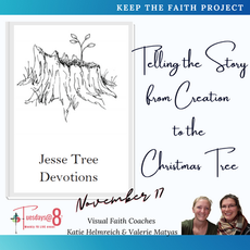Telling the Story from Creation to the Christmas Tree