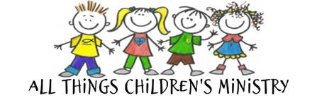 All Things Children's Ministry- Belinda Bost