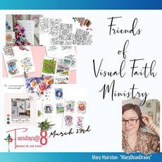 Friends of Visual Faith Ministry- Mary Hairston