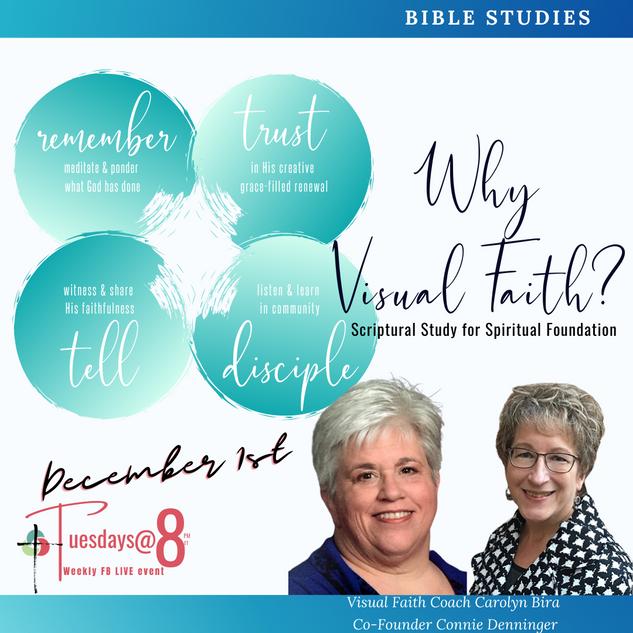 Why Visual Faith?