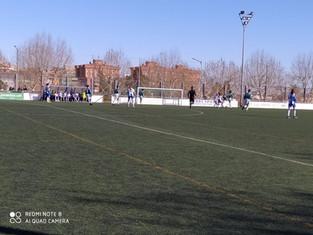 Gran empat de l´Infantil B davant el RCE Espanyol