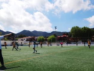L´Infantil B juga un amistós a Argentona contra el Cadet B.