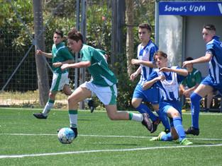 Nuestro Juvenil A, finalmente jugará en Primera División