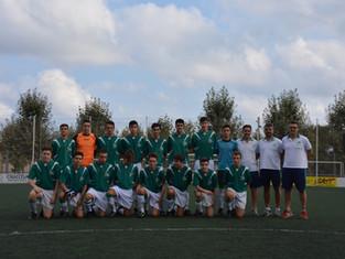 UD Cirera gana el XXXVIII Trofeo Ciutat de Mataró Juvenil