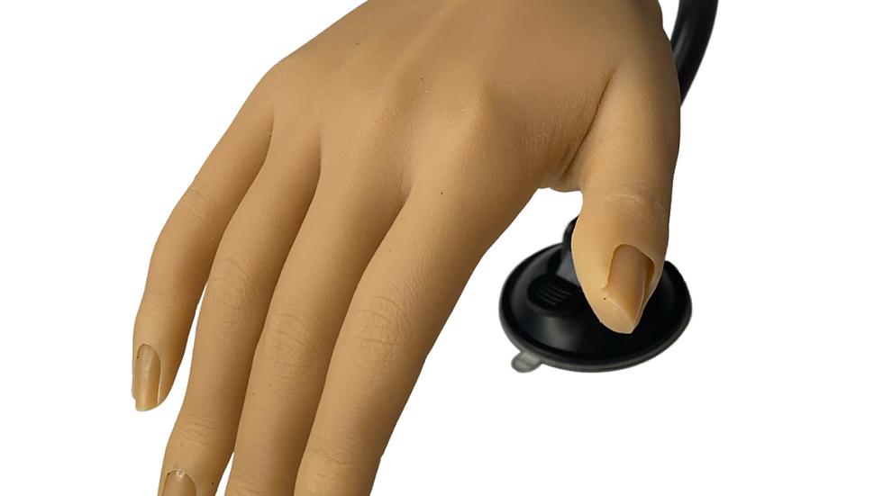 Silicone Practice Hand Launch PRE-SALE