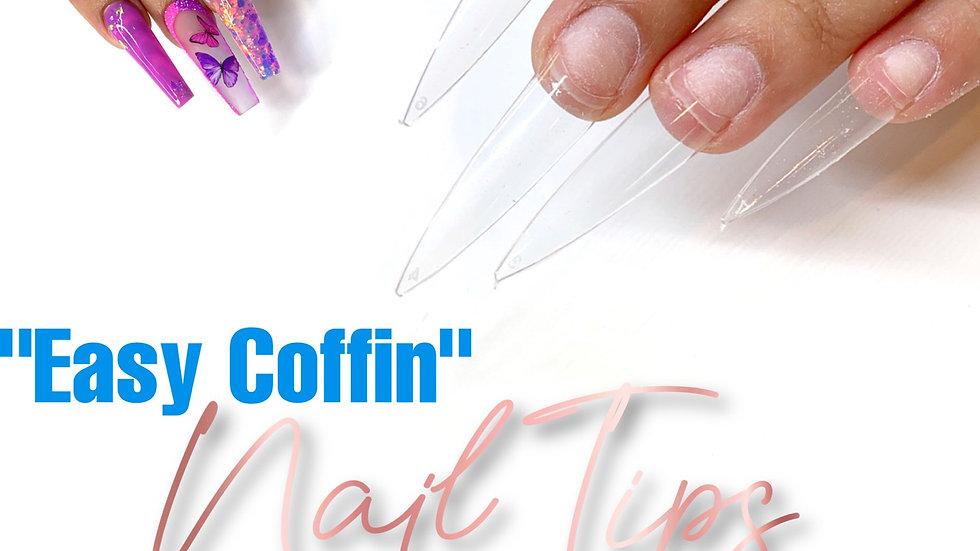 """""""Easy Coffin"""" Tip Bag"""
