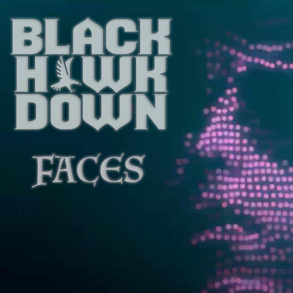Cover BlackHawkDown Faces Single