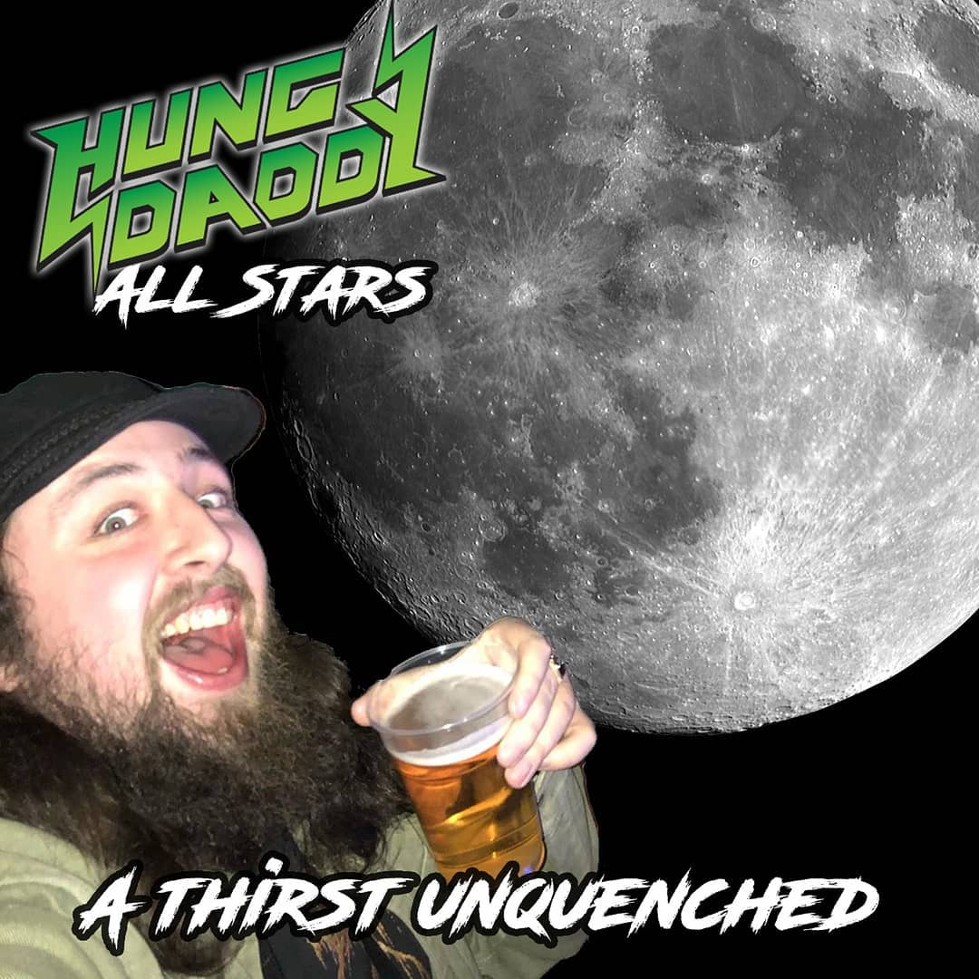 Cover - Hung Daddy - A Thirst Unquenched