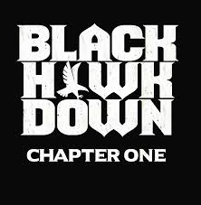 Cover - BlackHawkDown - Chapter One
