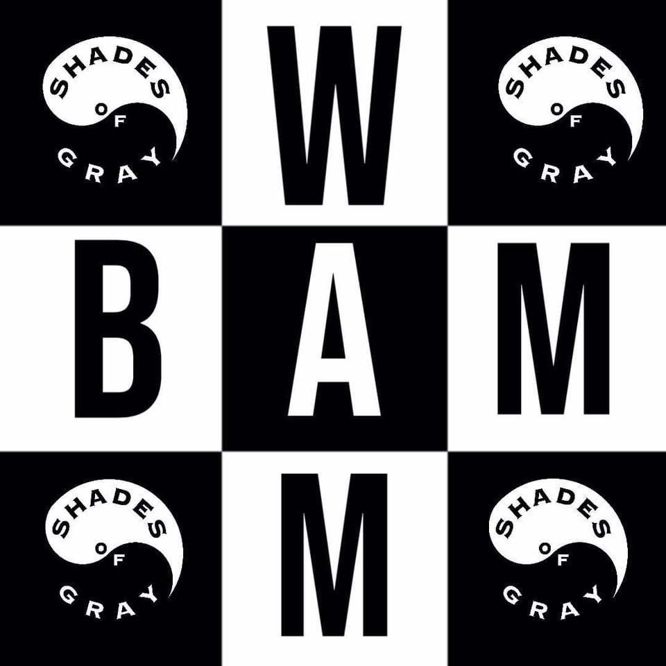 Cover - Shades fo Gray - Wam Bam - 960x9