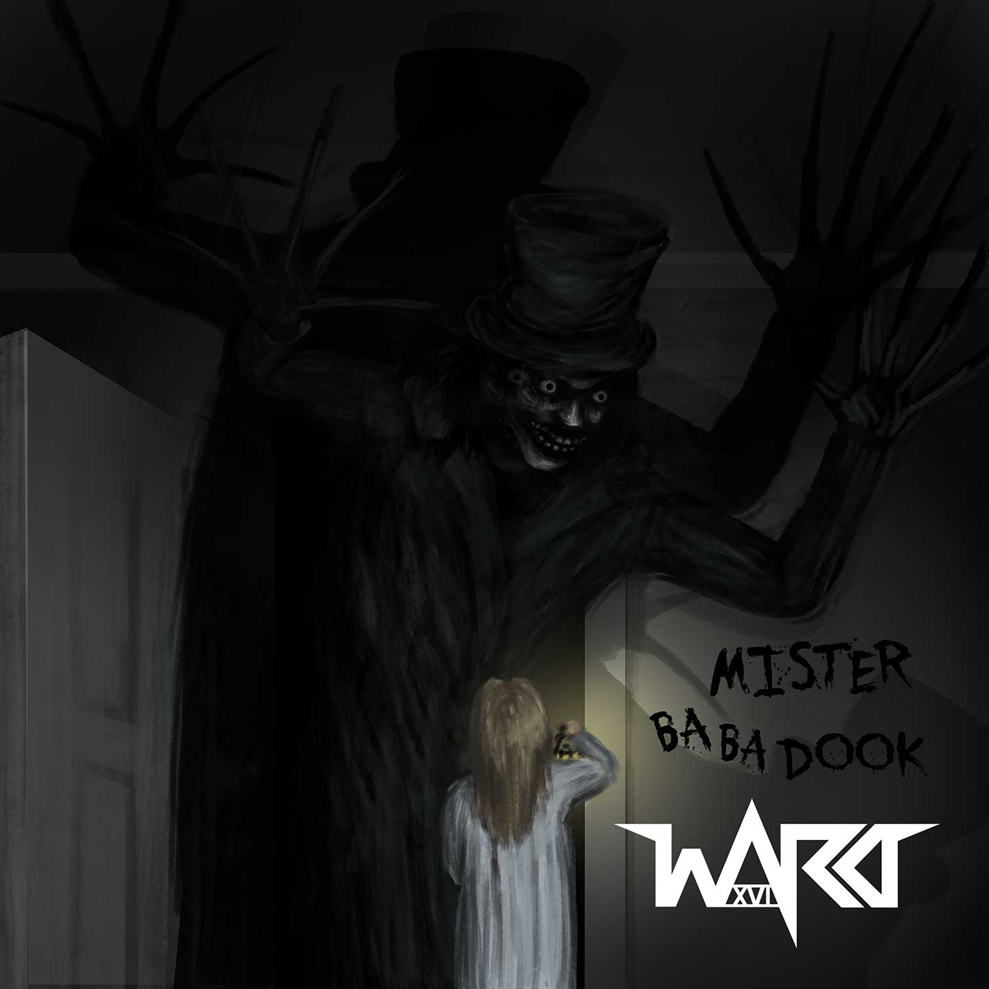 Cover - Ward XVI - Mister Babadook 1440p
