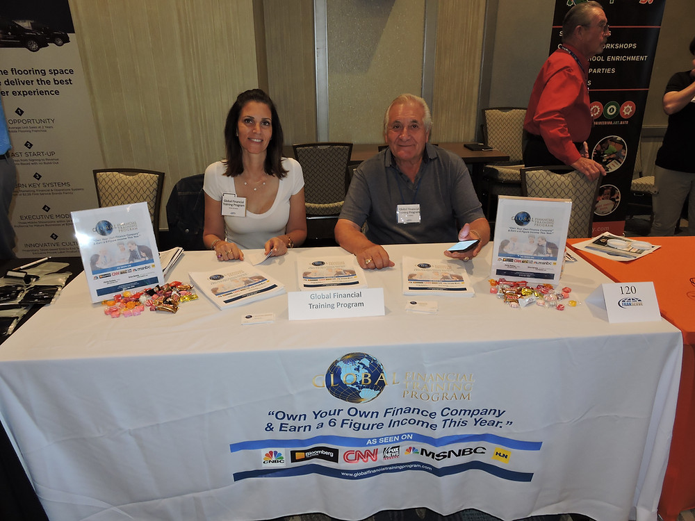 Global Attends Annual FranServe Convention 2019