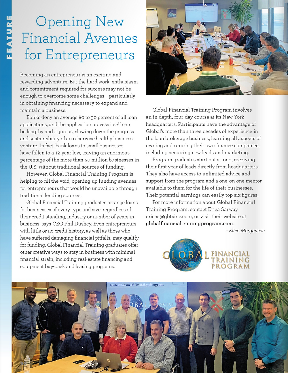 Opening New Financial Avenues for Entrepreneurs | Franchise Dictionary Magazine