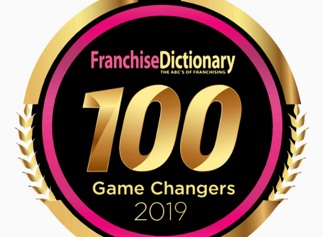 Top 100 Game Changers for 2019 | Franchise Dictionary Magazine