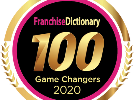 Top 100 Game Changers of 2020 | Franchise Dictionary Magazine