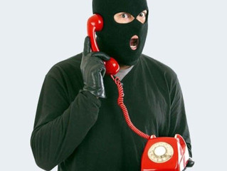 Пять признаков телефонных мошенников