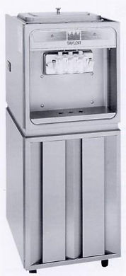 מכונת גלידה רצפתית 3 ראשים להשכרה | טיילור 168