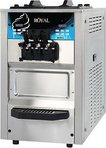 מכונת גלידה אמריקאית להשכרה | רומא