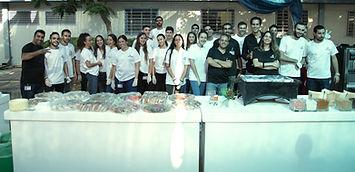 צוות מהמה דוכני מזון