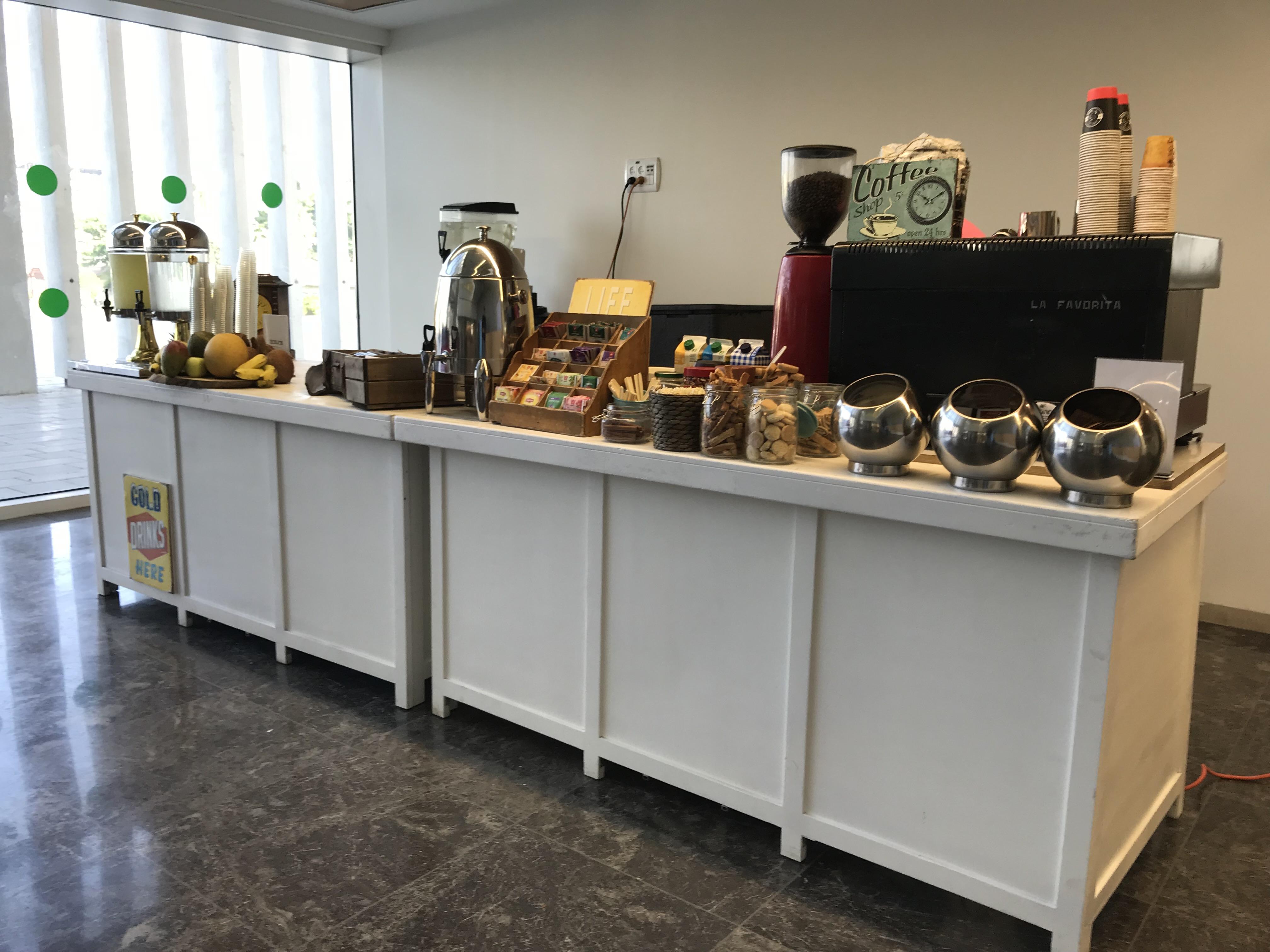 בר קפה ושתייה