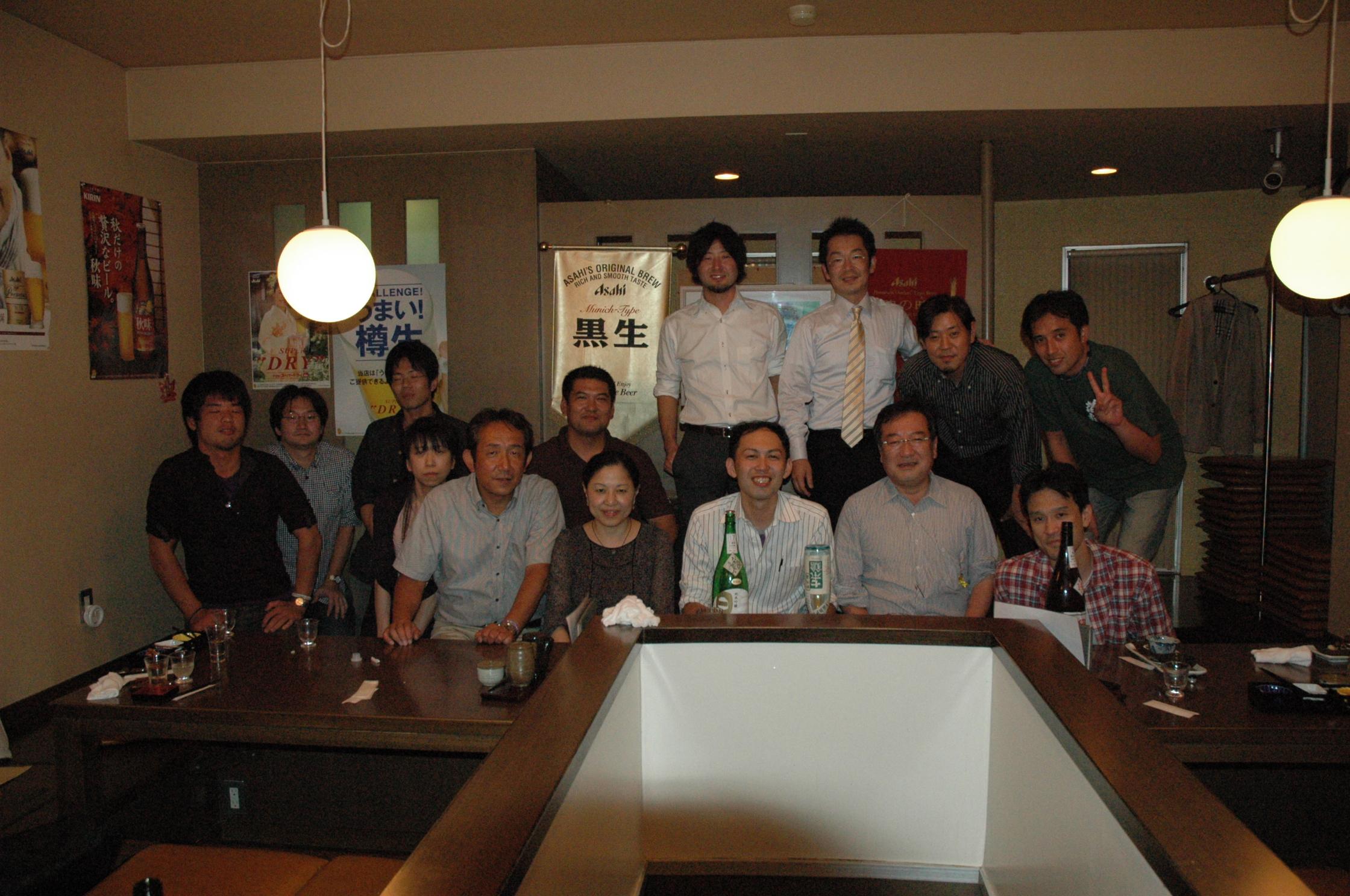 滋賀地酒祭り2011 酒舗まえたに