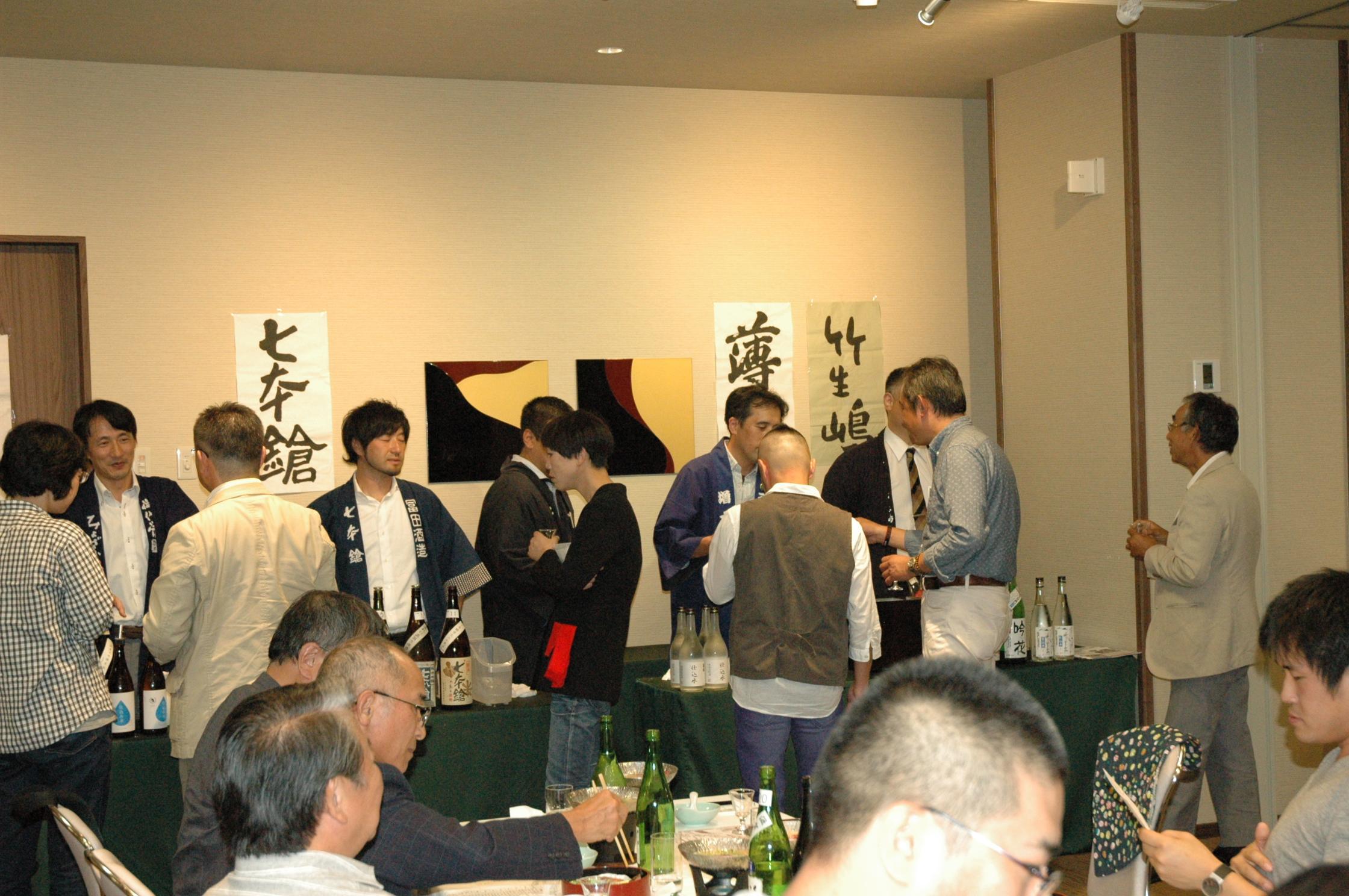 第6回滋賀地酒祭り2014