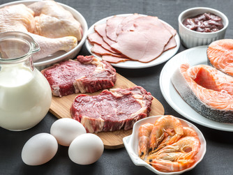 Protein, delicious in all it's forms!