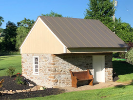 1700's spring house