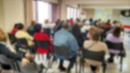 Palestra no IPMC sobre Atenção e Apoio às Pessoas Idosas - 11 outubro 2016