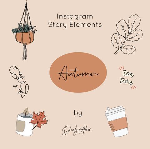 """""""AUTUMN"""" STORY ELEMENTS"""