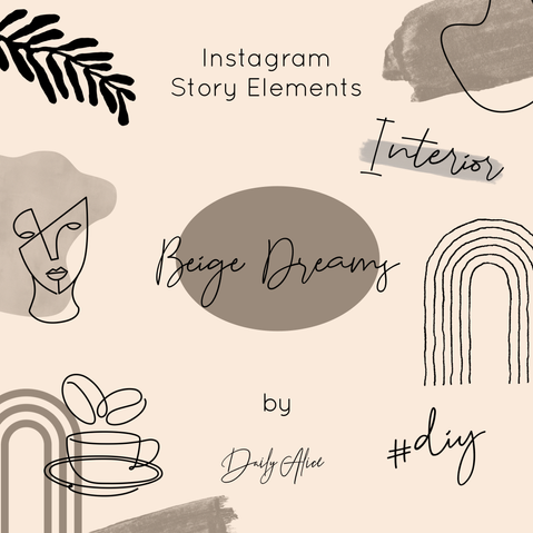 """BEIGE DREAM"" STORY ELEMENTS"