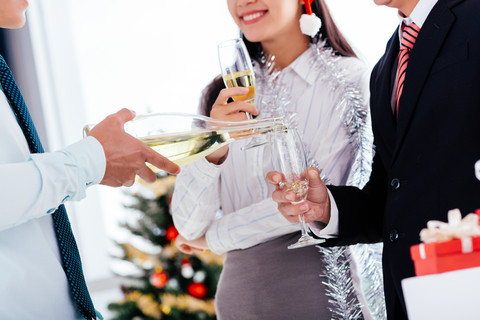 Tax free works Christmas parties - £150 per head allowance