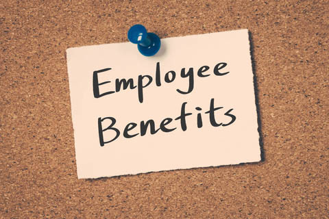 Employee benefits in kind