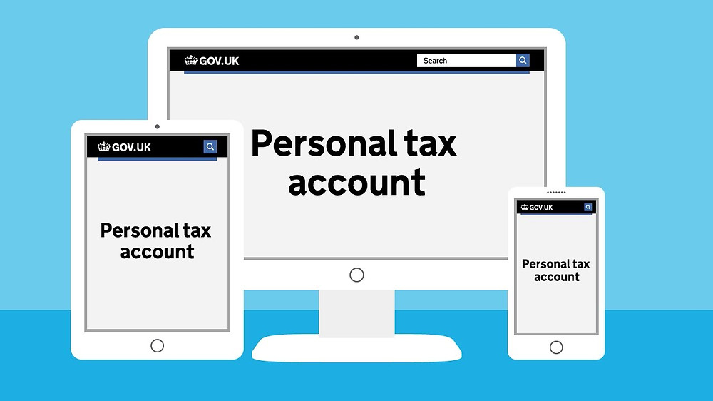 HMRC Personal Tax Accounts