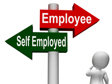 Employed or self-employed - Why all the fuss?