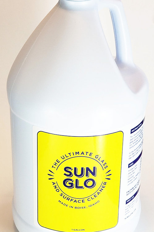 (Case of 4) SUN-GLO: 1-Gallon Bottle