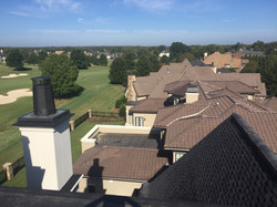 View from roof, Waxhaw NC