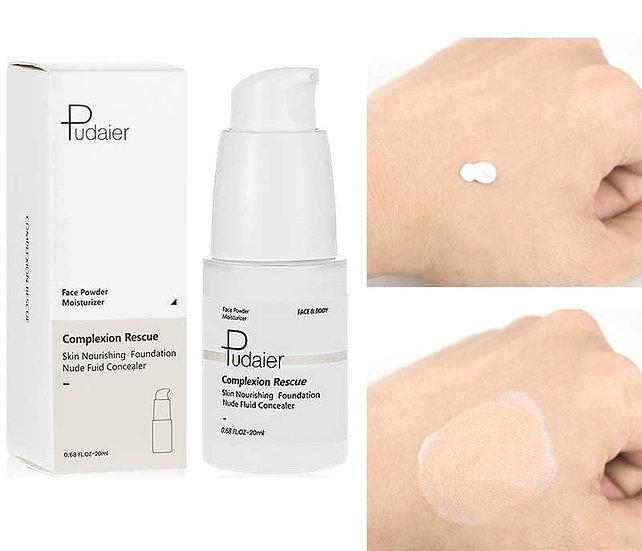 Pudaier Magic Temperature Color Changing Liquid Foundation Base Nude Face Makeup