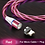 Thumbnail: LED Glowing and Magnetic 3 in one Mobile USB Cable for Android Apple and Type C