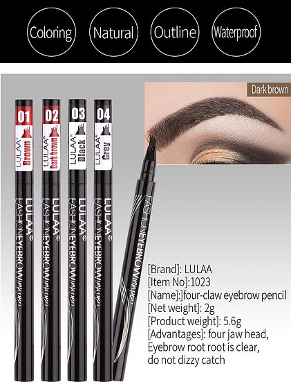 High Quality Waterproof Microblading Eyebrow Pencil