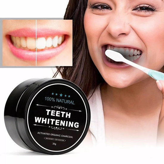 Personal Care Oral Hygiene Teeth Whitening 100% Natural Oral Care Charcoal