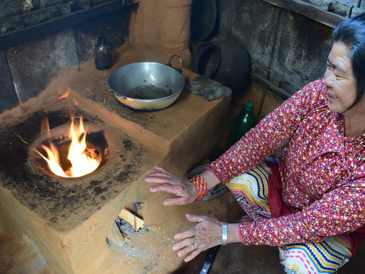 Cook Stove Site Visit Reveals Improved Environmental and Health Outcomes