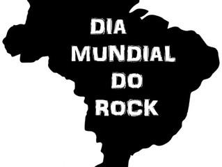 """13 DE JULHO - DIA """"MUNDIAL"""" DO ROCK... SÓ QUE NÃO..."""