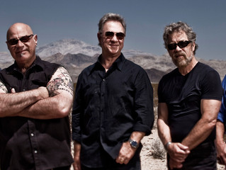 CREEDENCE CLEARWATER REVISITED - Novamente no Brasil