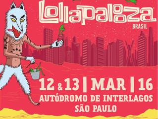 LOLLAPALOOZA BRASIL - 2016
