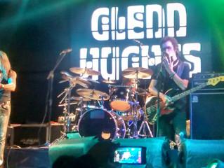 SHOW GLENN HUGHES EM SÃO PAULO - DIA 16/08/2015