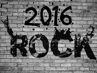 ROCK 2016 - O QUE VEM PELA FRENTE?